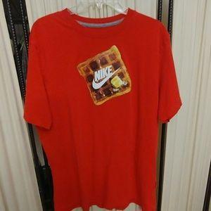 Mens Nike Waffle Graphic TShirt